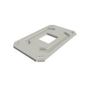 be quiet! BZ006 computer cooling component Computer case Mounting kit White