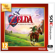 Nintendo The Legend of Zelda: Ocarina of Time 3D, 3DS Basic French Nintendo 3DS