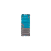 Coleman Walkaround Mobile Adult Rectangular sleeping bag Polyester Blue, Grey