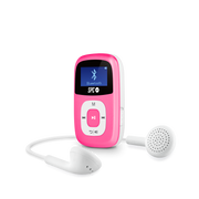 SPC Firefly MP3 player 8 GB Pink