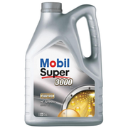 Mobil 1 Super 3000 X1 5W-40 5L engine oil Car