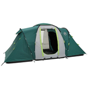 Coleman Spruce Falls 4 4 person(s) Green, Grey Group tent