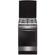Amica 57GEH2.33HZpTa(Xx) Freestanding cooker Gas Stainless steel A