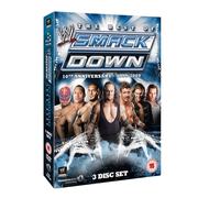 WWE Best Of Smackdown 10th Anniversary 1999-2009 DVD