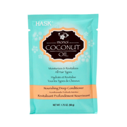 Hask Monoi Coconut Oil Nourishing Deep Unisex Non-professional hair conditioner 50 ml