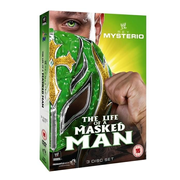 WWE Rey Mysterio - The Life Of A Masked Man DVD