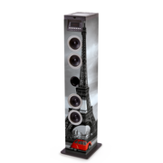 Bigben Interactive TW12CDPARIS3 home audio system Home audio tower system 60 W Multicolour