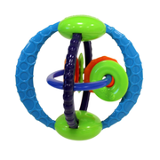 Oball Twist-O-Round Teething Toy Beissring