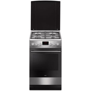 Amica 510GEH3.33ZpTaDpA(Xx) Freestanding cooker Gas Stainless steel A