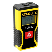 Stanley TLM30 Laser distance meter Black, Yellow 9 m