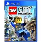 Warner Bros LEGO City: Undercover Standard Deutsch PlayStation 4