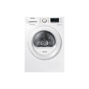 Samsung DV80M5210IW tumble dryer Freestanding Front-load 8 kg A+++ White