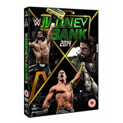 WWE Money In The Bank 2014 DVD German, English, French