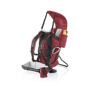 Brevi Rocky Baby carrier backpack Red