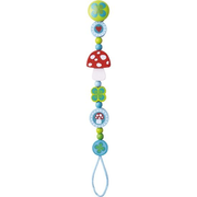 HABA 002662 baby pacifier holder Multicolour