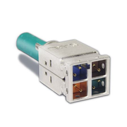 BKS 408-5840 wire connector White