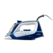 Solac Optima Power 2800W Dry & Steam iron Ceranium soleplate Multicolour