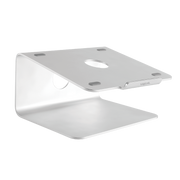 """LogiLink AA0104 notebook stand 43.2 cm (17"""") Silver"""