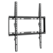 "LogiLink BP0036 TV mount 139.7 cm (55"") Black, Stainless steel"