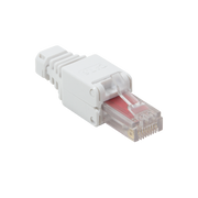 LogiLink MP0025 wire connector RJ-45 White