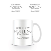 GAME OF THRONES (YOU KNOW NOTHING JON SNOW)