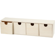 Creativ Company 55766 chest of drawers
