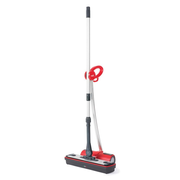Polti Moppy Red Upright steam cleaner 0.7 L 1500 W Black, Red
