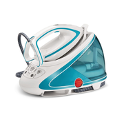 Calor GV9568C0 steam ironing station 1.9 L Durilium Autoclean soleplate Blue, White