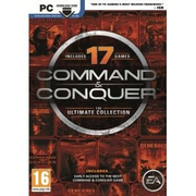 Electronic Arts Command & Conquer: The Ultimate Collection, PC