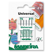 Madeira 9450 sewing needle 5 pc(s) Sewing machine Stainless steel Embroidery needle