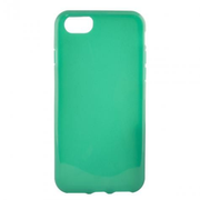 "Ksix B0935FAR08 mobile phone case 11.9 cm (4.7"") Cover Green"