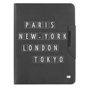 "T'nB Travel- 10"" Folio Case + Stylus"