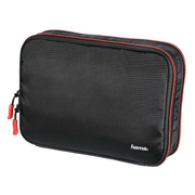 Hama Fancy Black, Red Polytex Camera filter pouch