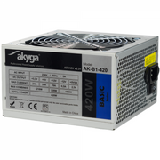 Akyga AK-B1-420 power supply unit 420 W 20+4 pin ATX ATX Grey