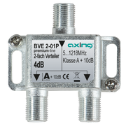 Axing BVE 2-01P Cable splitter Stainless steel