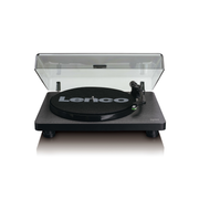 Lenco L-30 BLACK audio turntable Belt-drive audio turntable