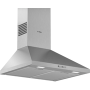 Bosch Serie 2 DWP64BC50 cooker hood Wall-mounted Stainless steel 360 m³/h C