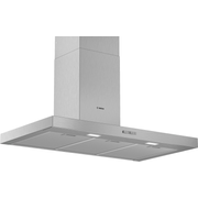 Bosch Serie 2 DWB96BC50 cooker hood Wall-mounted Stainless steel 590 m³/h A