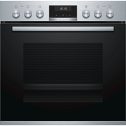Bosch HND615LS65 cooking appliance set Zone induction hob Electric