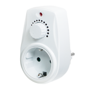 LogiLink PA0151 dimmers Mountable Dimmer White