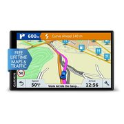 "Garmin DriveSmart 61 LMT-S navigator Fixed 17.6 cm (6.95"") TFT Touchscreen 243 g Black"