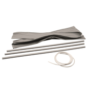 Outwell 650437 tent accessory Plastic, Polyester Grey