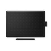 Wacom One by Small graphic tablet Black 2540 lpi 152 x 95 mm USB