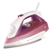 Beko SPM7128P iron Dry & Steam iron Ceramic soleplate 2800 W Pink, Red, White