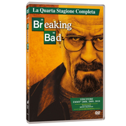 Sony Pictures Breaking Bad DVD English, Spanish, French, Italian