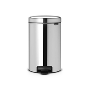 Brabantia 113581 trash can 12 L Round Stainless steel