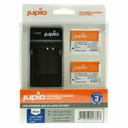 Jupio COL1000 battery charger