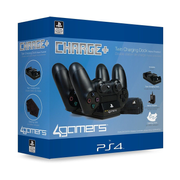4Gamers 4G-4391BLK game console part/accessory Charge kit