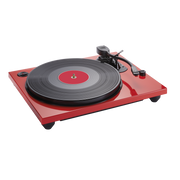 Bigben Interactive TD114R audio turntable Red