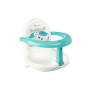 Badabulle B022002 baby bath seat Boy/Girl Blue, White Polypropylene (PP)